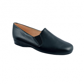 Slipper cuir Xavon