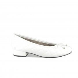 Ballerine Hobin- Blanc